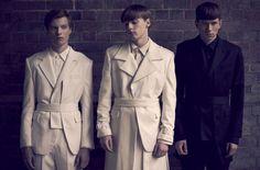 I like the middle coat by Jaeho Choi.