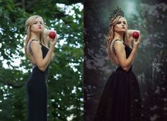 Before and after Photoshop pictures - 17