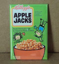 80s apple jacks - Google Search