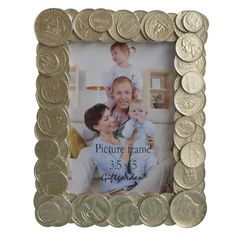 Giftgarden Coins Friend gift 3.5 by 5 Inch Picture Frame Home Decor for 3.5x5 Photo display * Read more reviews of the product by visiting the link on the image. (This is an affiliate link and I receive a commission for the sales)