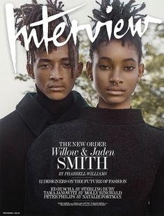 d4f4169c04e73 Willow   Jaden Smith Wear Cutting Edge Style for Interview Magazine