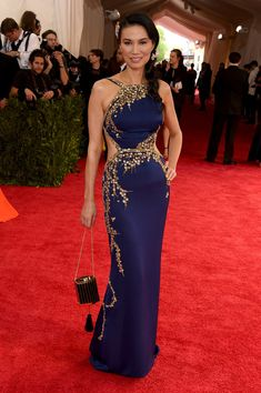 Every Must-See Look from the 2015 Met Gala - Best Dressed at the 2015 Met Gala- StyleBistro