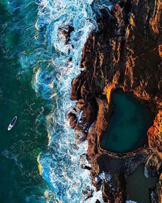 California Beaches From Above: Drone Photography by Emily Kaszton #inspiration #photography