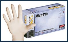 MicroPro Latex Powder Free Exam Gloves with a Textured Surface. DASH uses high quality, low modulus latex that provides a barrier which is so form f. Latex Gloves, Fingers, Confidence, Palm, Safety, Conditioner, Powder, Surface, Medical