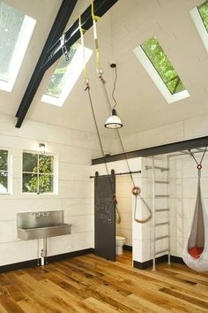 garage conversion   traditional garage and shed by Menter Architects LLC
