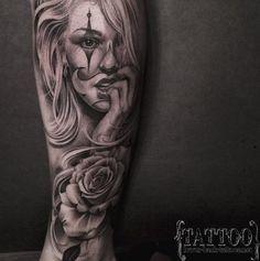 Chicano Tattoo Style149