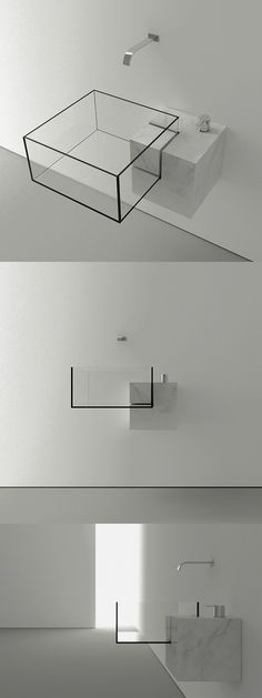 KUB, sink // Victor Vasilev --- nightmare to clean but so so so gorgeous