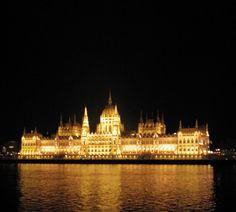 Beautifully illuminated symbol of Hungarian