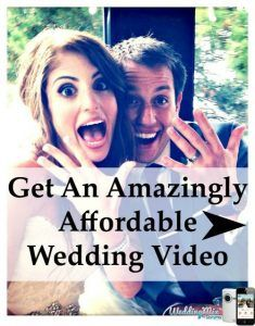 13 Insanely Affordable Wedding Ideas
