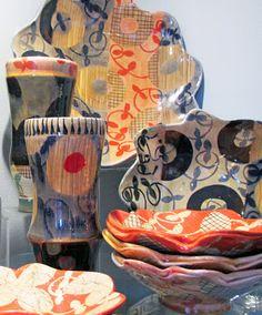 Adero Willard, one of my pottery teachers