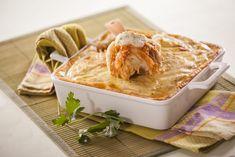 Receita de Empadão de frango. Descubra como cozinhar Empadão de frango de maneira prática e deliciosa com a Teleculinária!