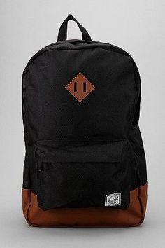 Herschel Heritage Backpack $59.00 - Buy it here: https://www.lookmazing.com/herschel-heritage-backpack/products/5278229