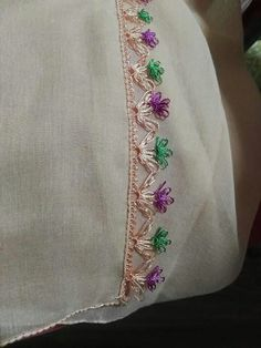 Needle Lace, Floral Tie, Tatting, Needlework, Diy And Crafts, Embroidery, Coat, Crochet, Fashion