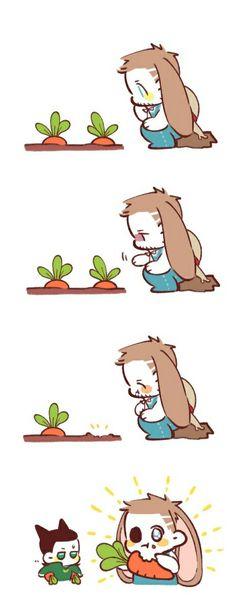 Harvest Time  || Thor & Loki Bunny || Cr: 미쯔