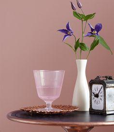 alpina feine farben no 19 melodie der anmut dezentes ros violett living colors. Black Bedroom Furniture Sets. Home Design Ideas