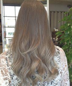外国人風グラデーションカラー☆ビフォーアフター☆ | 表参道 美容室・美容院|MARIS Hair Salon ・ マリスヘアサロン