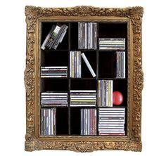cd regal m bel pinterest m bel wohnen und hifi m bel. Black Bedroom Furniture Sets. Home Design Ideas