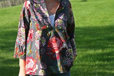 schoolhouse tunic- I want to make one!