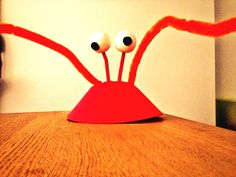 Lobster costume lobster costume martha stewart and costumes lobster hat eyes feelers made with foam cap pipe cleaners foam balls costumes fancy dress homemade fun outfits solutioingenieria