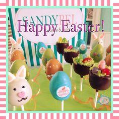 Frohe Ostern wünscht Sandybel