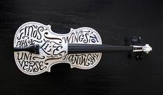 Proyectos de lettering imprescindibles - Debussy