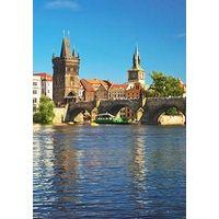 2 Night Prague City Break For Prague City, City Break, Travel Deals, Taj Mahal, Europe, Mansions, Night, House Styles, Building
