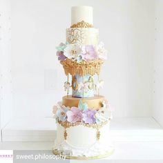 Fancy Cakes, Cute Cakes, Pretty Cakes, Amazing Wedding Cakes, Amazing Cakes, Fondant Cakes, Cupcake Cakes, Carnival Cakes, Carousel Cake
