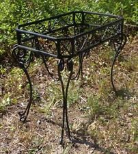 Vintage Russell Woodard Wrought Iron Patio Table