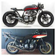 BILLY MAC'S FIRST BUILD - 1982 Honda CB750 / Dime City Cycles Blog Cb 450 Cafe Racer, Cafe Racer Honda, Cafe Racer Bikes, Cafe Racer Build, Cafe Racer Motorcycle, Modern Cafe Racer, Custom Cafe Racer, Honda Cbx, Er6n
