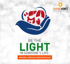 A part of you can be a lifeline for someone else! Donate your organs, make your presence felt even through your absence! Stay generous! Celebrating Organ Donation Day 2016.