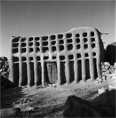 Africa | Dogon Home, Mali