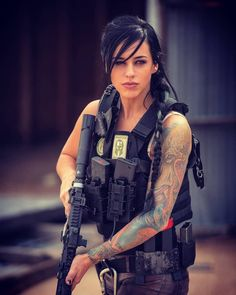 Girl with a Weapon girl guny pics Military girl . Women in the military . Women with guns . Girls with weapons Alex Zedra, Women Poster, Military Women, Military Female, Military Army, Female Soldier, Warrior Girl, Girls Dpz, Girls Image