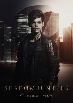 Shadowhunters | Alec Lightwood by Riotovskaya.deviantart.com on @DeviantArt