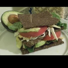 Low carb, 3 ingredients, bakes in 10 minutes - and versatile enough for any sandwich!