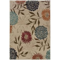 Adrienne 4142A Grey Contemporary Rug by Oriental Weavers
