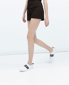 Image 2 of SHORTS WITH FRONT POCKETS from Zara