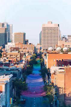 Montréal, les points de vue à ne pas manquer | Refuse to hibernate