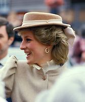 HRH, THE PRINCESS DIANA OF WALES | CAPITAL PICTURES