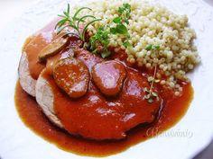 Bravčové pliecko po uhorsky • recept • bonvivani.sk