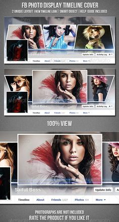 FB Photo Display Timeline Cover