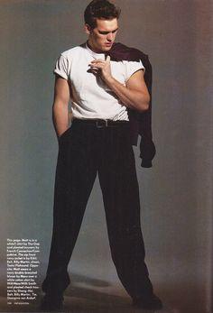 Matt Dillon photgraphed by Drew Carolan 1987 Young Matt Dillon, Ricky Dillon, Pretty Men, Beautiful Men, Teen Posters, Matt Dallas, Dallas Winston, The Rainmaker, Nct