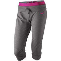 Nike sweat capri