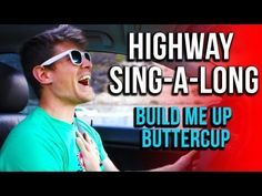 He Sings 'Build Me Up Buttercup' In The Car And What Happens Will Make | Country Rebel