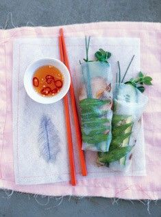 Delicious Rice Paper Roll Recipes