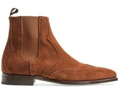 Shop the latest collection of men's suede chelsea boots with European calfskin suede and beautiful construction. Available today on Carlos Santana Shoes for Men. Suede Chelsea Boots, Black Chelsea Boots, Carlos Santana Shoes, Classic Leather, Brogues, 5 D, Leather Boots, Brown, Products