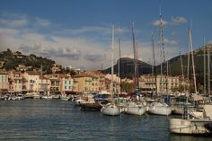 Cassis, France by debbie_dicarlo, via Flickr