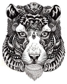 Tattoo inspiration... tiger