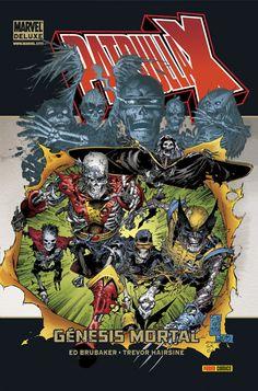 Marvel Deluxe. Patrulla-X: Génesis mortal