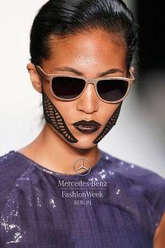 ROLF Spectacles cooperation REBKKA RUETZ Mercedes-Benz Fashion Week Berlin - Focus On Fashion -