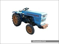 Hinomoto E23 utility tractor: review and specs - Tractor Specs | Utility  tractor, Tractors, Reverse gearPinterest